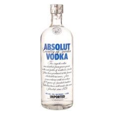 Absolut Vodka 0,5 l.