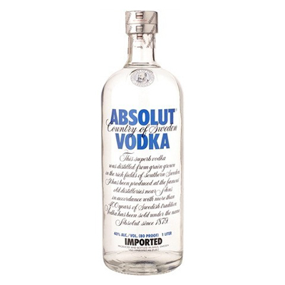 Absolut Vodka 0,5 l.