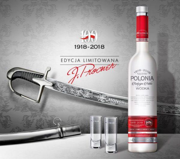 Polonia Setna Rocznica 0.5l.