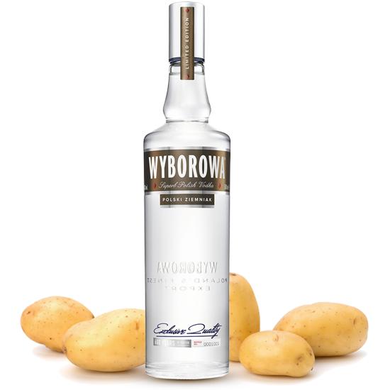 Wyborowa Polski Ziemniak 0,5l